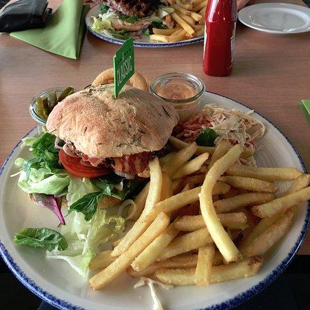 Kolding, Denmark: Burger