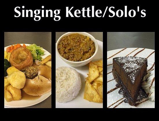 Singing Kettle: Logo2