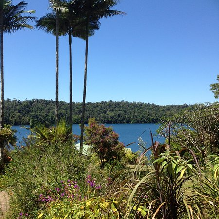 Yungaburra, ออสเตรเลีย: lovely views from the terrace