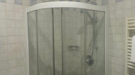 Mogliano Veneto, Italia: doccia