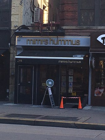 mimi s hummus picture of mimi s hummus new york city tripadvisor