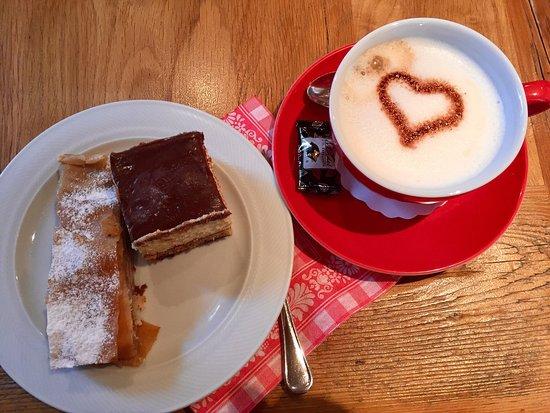 Tannheim, Austria: Tolles Café