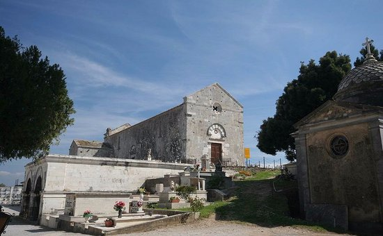 Campiglia Marittima, Itália: La pieve