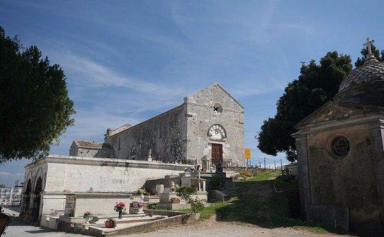 Campiglia Marittima, Italie: La pieve