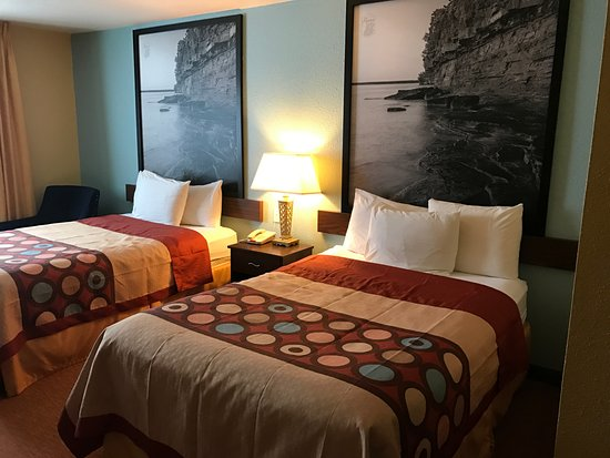 Plover, WI: Bed room