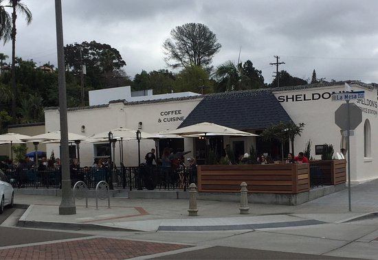 La Mesa, CA: Sheldon's Service Station