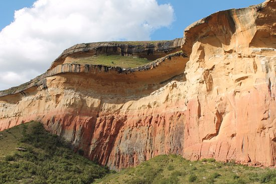 Roodepoort, แอฟริกาใต้: Golden Gate Mountain Reserve, Clarens