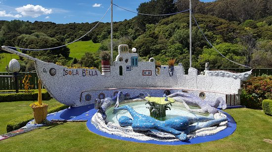 Akaroa, Nueva Zelanda: The Giants House