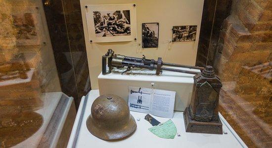 Asti, Italy: cimeli della seconda guerra