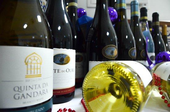 Mortagua, Portugal: Vinhos