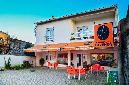 Mortagua, Portugal: Restaurante Fazenda em Mortágua