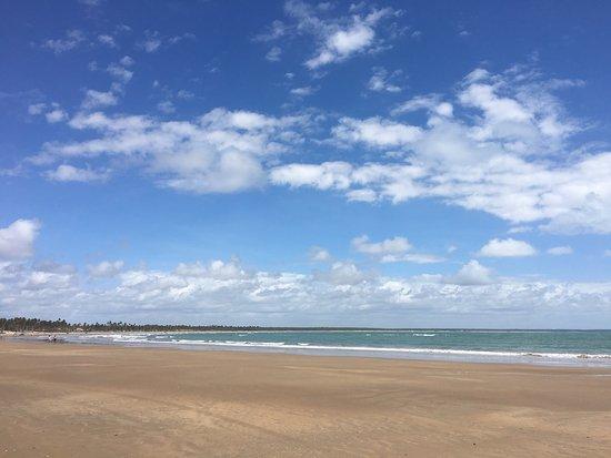 Pontal do Peba Beach