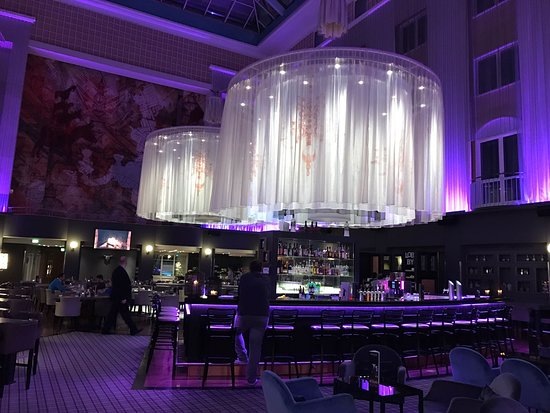 lobby und zimmer picture of radisson blu hotel bremen bremen tripadvisor. Black Bedroom Furniture Sets. Home Design Ideas