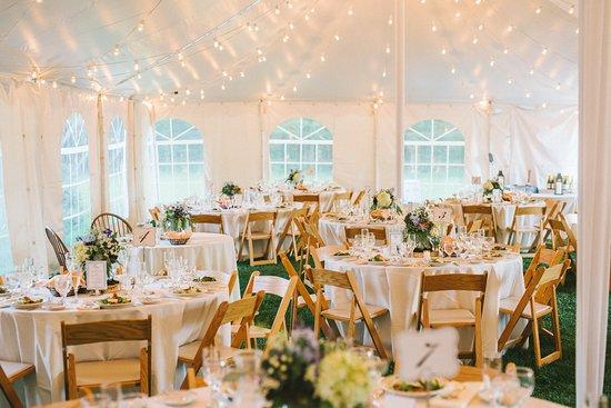 Livingston Manor, Estado de Nueva York: Meadow View Wedding Tent