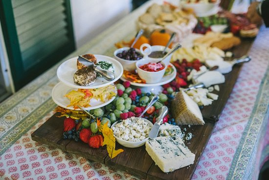 Livingston Manor, NY: Incredible Cheese Board