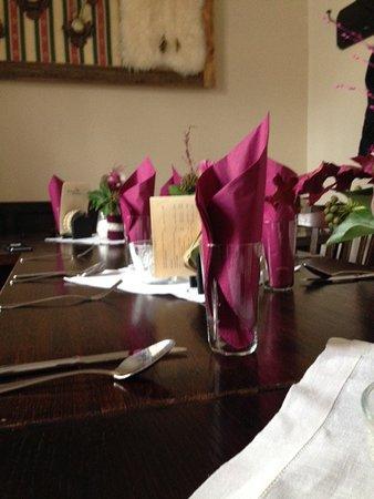 Einfache Tischdeko hübsche einfache tischdeko picture of weydner wirtshaus