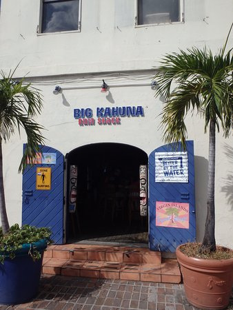 Big Kahuna Rum Shack : Big Kahuna