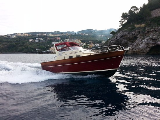 Lovely Capri Charter