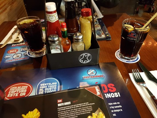 Foster's Hollywood: 20170114_210454_large.jpg