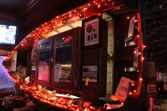 Hells Kitchen: Joey's rowboat