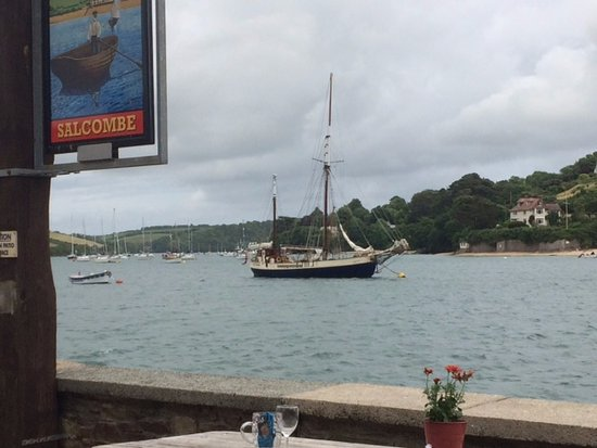 Salcombe, UK: Tranquil view