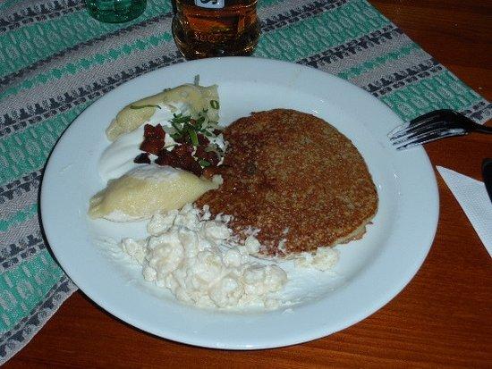 Poprad, Slovakia: Piatto