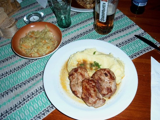 Poprad, Slovakia: Carne