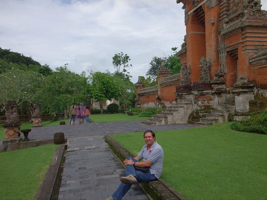 Mengwi, Indonesien: Gardens are so neat and beautiful