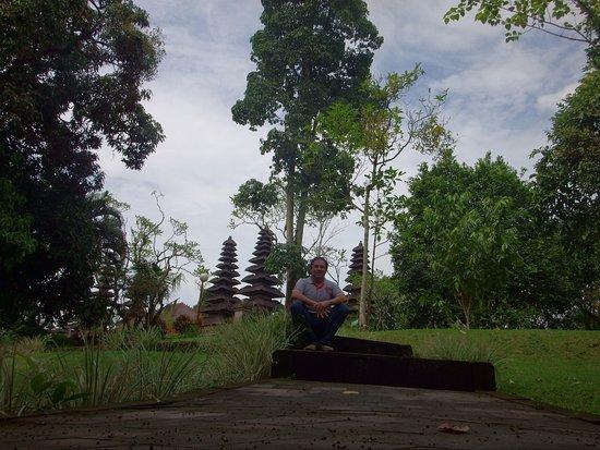 مينجوي, إندونيسيا: Gardens are so neat and beautiful
