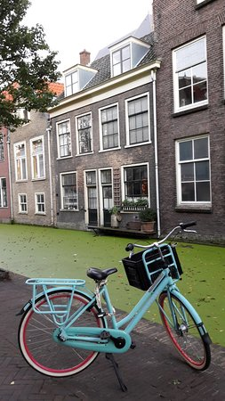 Hotel Leeuwenbrug: Delft is a beautiful place