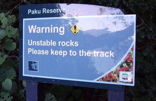 Tairua, Nueva Zelanda: Mount Paku Reserve