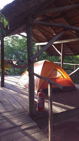 Cape Maclear, Malawi: Domwe Island Adventure Camp