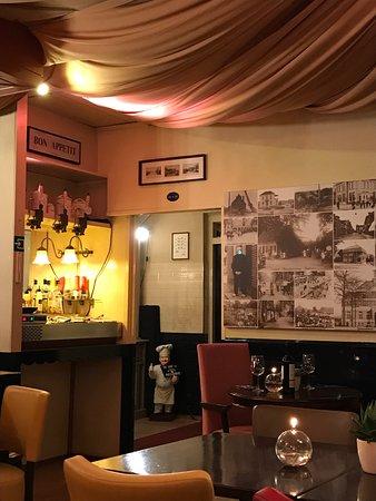 Overzicht van het 3-gangen menu! - Picture of Eetkamer Potjandorie ...