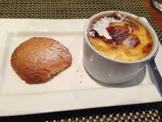 Marsden, UK: Dessert
