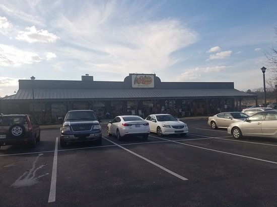Braselton, GA: Cracker Barrel
