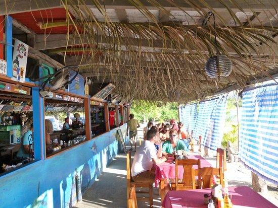 Bar & Restaurant Las Brisas : Interesting Interior