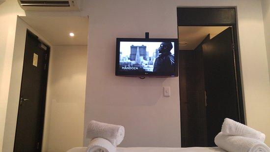 Braamfontein, Sudáfrica: Televisão