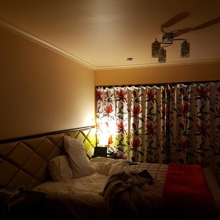 Southern Comfort Motel: cosy! excellent bedding and heating