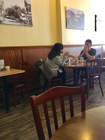 Angels Camp, Kalifornien: Angels Creek Cafe