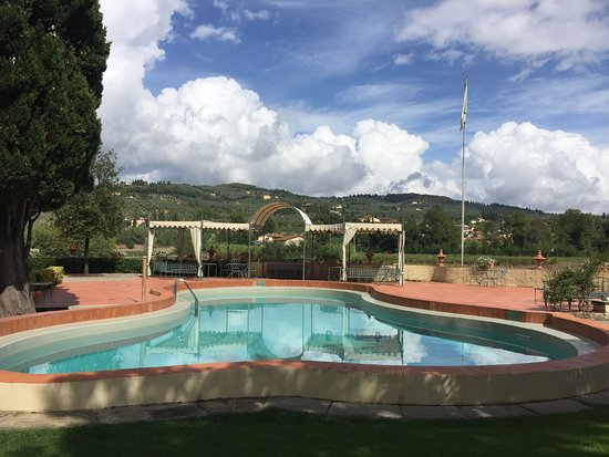 Candeli, Italy: no one at the pool for 4 days