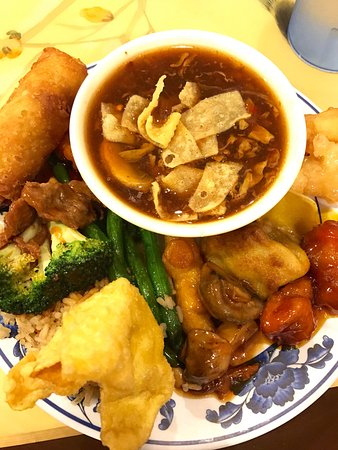 Excelsior Springs, MO: GOLDEN LEAF CHINESE