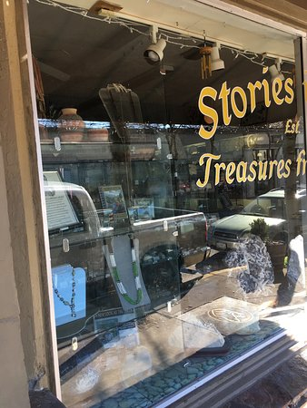 Angels Camp, CA: Stories in Stones