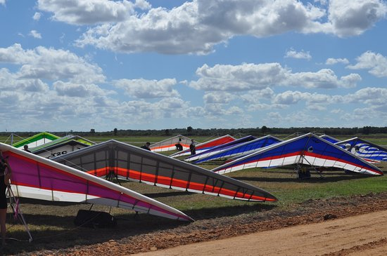 Wharton, TX: great flying day