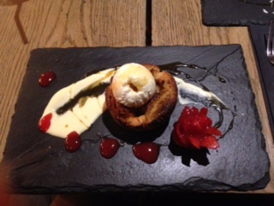 North Ballachulish, UK: Dessert