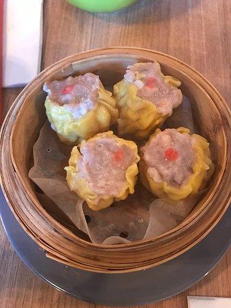 Ringwood, Australia: Prawn Dumplings