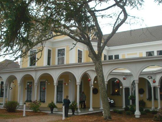 Crosby Mansion Photo