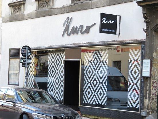 Photo of Japanese Restaurant Kuro Udon Restaurant & Bar at Burggasse 18, Vienna 1070, Austria