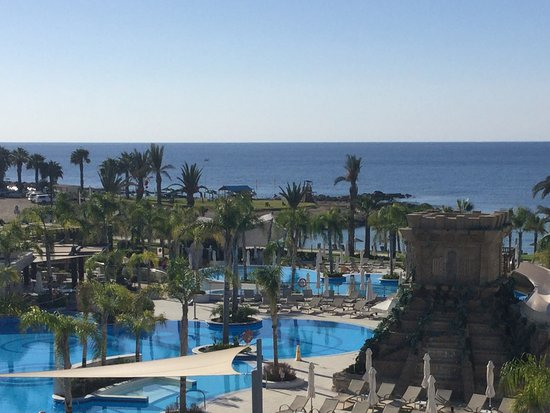 Olympic Lagoon Resort Paphos: Room with a view