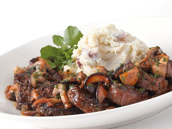 The Cheesecake Factory: Steak Diane