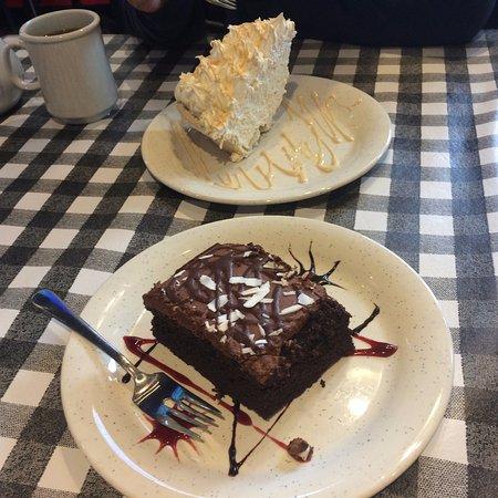 Oshawa, Canada: Dessert!